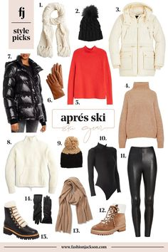 fashion jackson apres ski collage Source by fashion_jackson fashion jeans Winter Fashion Outfits, Look Fashion, Autumn Winter Fashion, Winter Travel Outfit, Winter Snow Outfits, Snow Outfits For Women, Winter Gear, Outfit Winter, Fashion 2020