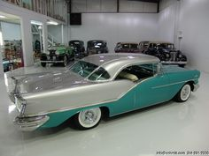1957 Oldsmobile Starfire 98 Deluxe Holiday Coupe | Flickr - Photo ...