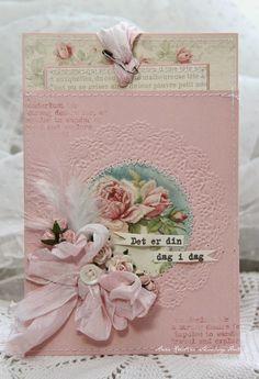 Anne's paper fun: Pion Design Palette - Pion pink I