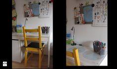 """biurko dla ucznia klasy ,,0"""" - zdjęcie od Itam2011 - Pokój dziecka - Styl Nowoczesny - Itam2011"""