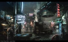 A few environments we worked on for foundry 42's Star Citizen