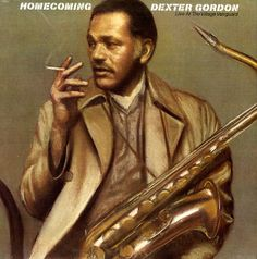 Dexter Gordon - Homecoming: Live at The Village Vanguard - Columbia PG