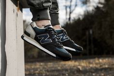 The New Balance M575SNG is available at our shop now. EU 40 - 46,5 | 140,-€