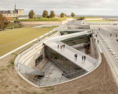 Danish Maritime Museum | BIG (Bjarke Ingels Group) | Bustler