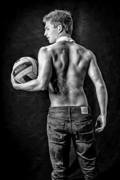 high school, water polo, senior photography