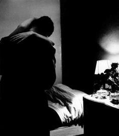 by Bill Brandt  Soho bedroom, 1934