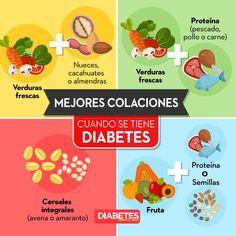 Colación y Diabetes #diabetes