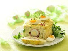 Terrina jajeczna na Wielkanoc Diy Snacks, Snacks Für Party, Polish Recipes, Polish Food, Fast Dinners, Dinner With Friends, Easter Brunch, Easter Recipes, Spring