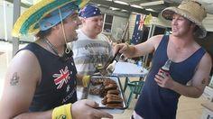 BBQ's are necessary for Australia day.