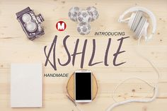Ashlie from FontBundles.net
