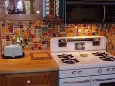 Need help with backsplash behind range - Home Decorating & Design Forum - GardenWeb
