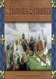 ... y sus Humildes Servidores (la imagen está estirada pues el formato original es apaisado)