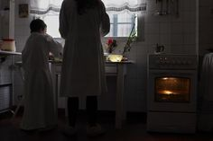 Baking cakes Photo by Nicholas Eppel -- National Geographic Your Shot