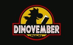 It's Dinovember at the Children's Library | Sharing displays, a scavenger hunt, and more! | Hafuboti