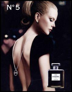 Nicole Kidman in Chanel's Chanel No. 5