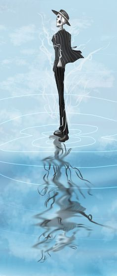 Walking on water. I would love to be able to do that!