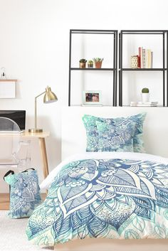 RosebudStudio Lovely Soul Bed In A Bag | DENY Designs Home Accessories