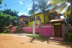 Dolce Vita Village Itacar� (Bahia) Dolce Vita Village is a self-catering accommodation located 400 metres from Concha Beach, in Itacar?. Free WiFi access is available. The property is 900 metres from Resende Beach.