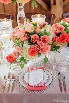 Living Coral- per un matrimonio vivace gioioso e chic - Sigillo Events Atelier