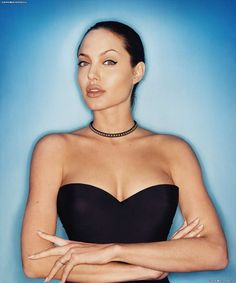 Angelina Jolie   David La Chapelle