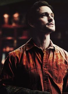 Hannibal Hugh Dancy (Will Graham)