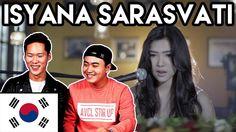Korean Reaction - Isyana Sarasvati Tetap Dalam Jiwa [JKTV]