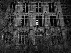 The abandoned castle of Mesen