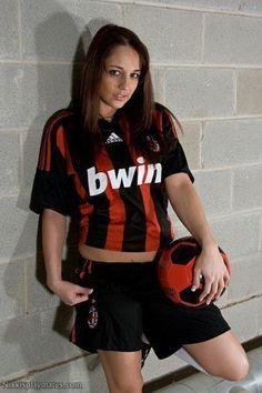 AC Milan girl