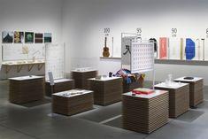 tani_17_Keizo_Kioku Exhibition Space, Shelving, Gardenias, Design, Wedding, Home Decor, Shelves, Valentines Day Weddings, Decoration Home