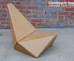 119 best cardboard chair images cardboard chair cardboard rh pinterest com