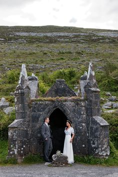 Intimate Irish wedding in Co Clare, Castle wedding Ireland