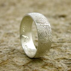 I'm getting this for Ben's band - my fingerprint.