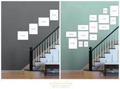 Decorating Your Home with Photos My Staircase Gallery Wall Stairway Decorating Decorating Gallery Home Photos Staircase Wall Picture Wall Staircase, Stairway Gallery Wall, Staircase Wall Decor, Stairway Decorating, Decorating Your Home, Picture Frames On The Wall Stairs, Staircase Frames, Stair Decor, Staircase Design