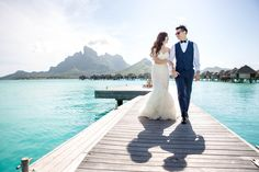 Wedding photography inspiration by Damien GOBRON, photographer in Vaitape, French Polynesia. Discover Damien's photography on KYMA - find and instantly book your perfect wedding photographer on gokyma.com