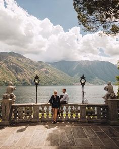 Notes from the Weekend & a Few Lovely Links - inspirational links from around the interwebs, as well as what we were up to this weekend Lake Como, Honeymoon Pictures, Destinations, Destination Voyage, 2 Instagram, English Countryside, Beach Walk, Travel Couple, Chicano