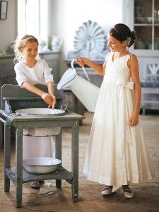 burda style: Kinder - Mädchen - Gr. 92 - 188 - Festliche Mode - Kommunionkleid - Tellerrock