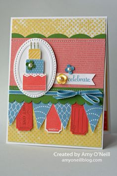 SU! Artisan Birthday card