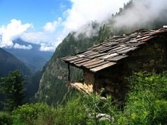 Plan a #gateway to Malana -This is a lovely little village in middle of #densemountainforest. The approach is not scenic but after reaching it is worth every penny. The place is very refreshing with hospitable villagers. We played a #cricketmatch with local boys and had a great time.