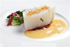 Baccalà con pesto di n'duja e salsa di ceci Ingredient