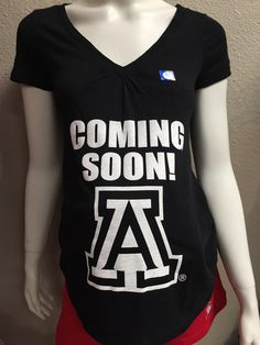 137f3ea5cfe28 University of Arizona Wildcats Clothing - Maternity University Of Arizona, Arizona  Wildcats, Coming Soon