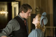 """Miss Pettigrew Lives for a Day"" w/ Lee Pace and Amy Adams."