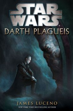 Star Wars: Darth Plagueis, by James Luceno - this book is AWESOME!