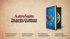 AstroSuite - The Ultimate Combo for Astrologers Astrology Software, Astrology Report, Vedic Astrology, Marriage Matching, Name Suggestions, Numerology, Science And Technology, Baby Names, Horoscope