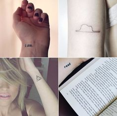 Bibliophiles Only: 19 Tiny Tattoos Inspired by Books