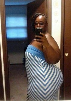 Phrase Tude fat women and black men