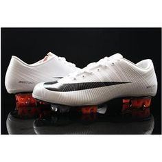 http://www.asneakers4u.com Porpie New Nike Mercurial Vapor Superfly II FG Men Soccer Cleats In White Grey Blackheap cleats out of stock