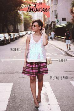Ideias de looks para o verão por Carol Burgo