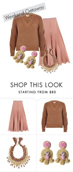 """Weekend Getaway"" by fashion-784 on Polyvore featuring MSGM, River Island and Ricardo Rodriguez"