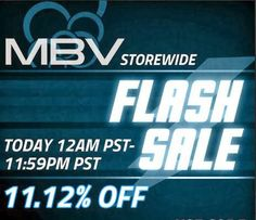 Vapor Joes - Daily Vaping Deals: FLASH SALE: MTBAKERVAPOR - 11.12% OFF