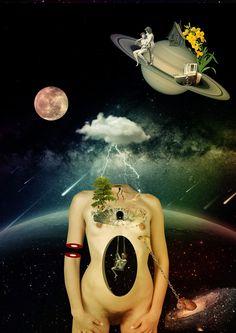 Saturno meu So[lar] -  Não me acerte, não me cerque, me dê absolvição. Faça luz onde há involução. Escolha os versos para ser meu bem e não ser meu mal... reabilite o meu coração.